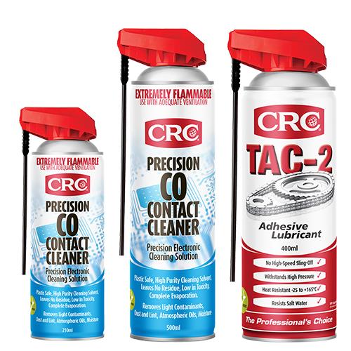 CRC CO Contact + Tac-2
