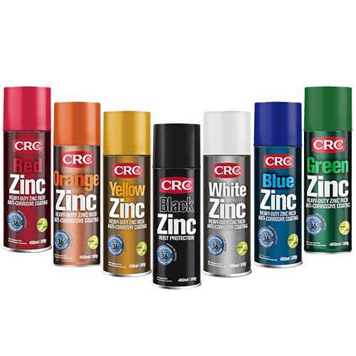 CRC Zinc
