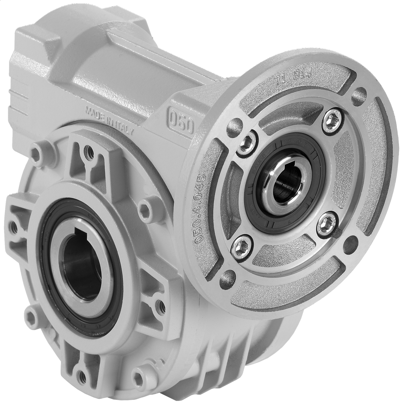Worm Gearbox Right Angle